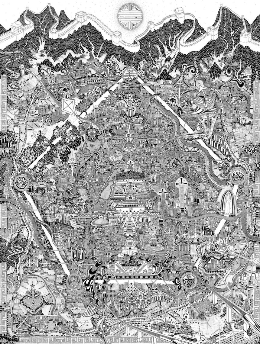 Map-of-Beijing-mapmaker-artist-fuller.jpg