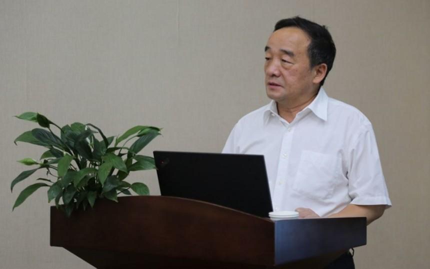 北京市农业农村局副局长,一级巡视员马荣才致辞。.jpg