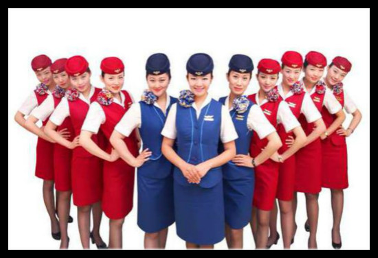 女生学空乘服务好吗