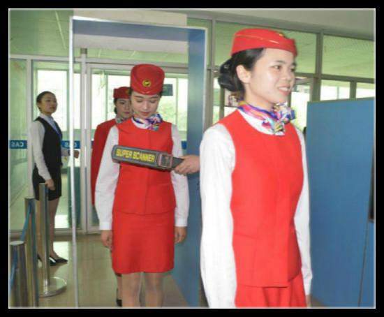 女生可以读航空安检专业吗