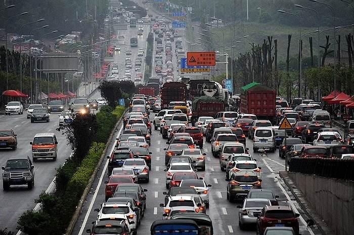 重庆高速路