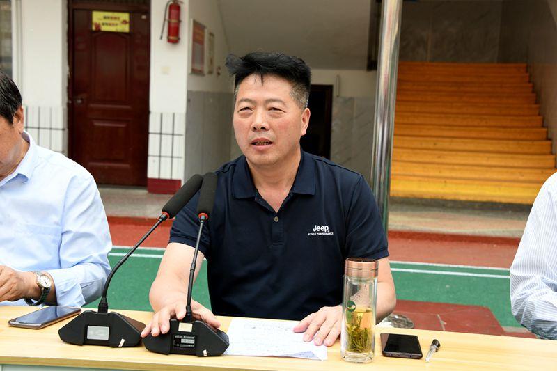 图八:县教体局党组副书记、副局长张培双讲话.JPG