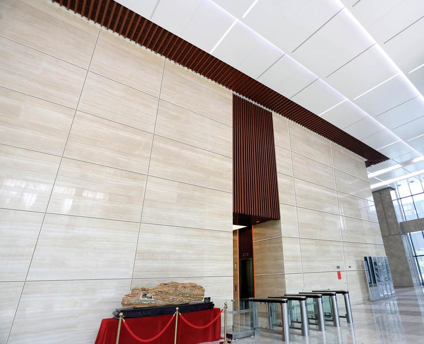 柏声迅域铝单板幕墙装饰