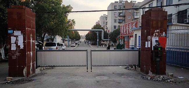 郑州车牌识别系统