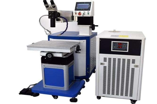 浅析激光焊接机的工作原理及4大行业的应用先容