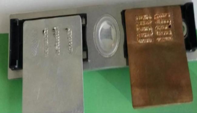 动力电池机盖激光焊接图