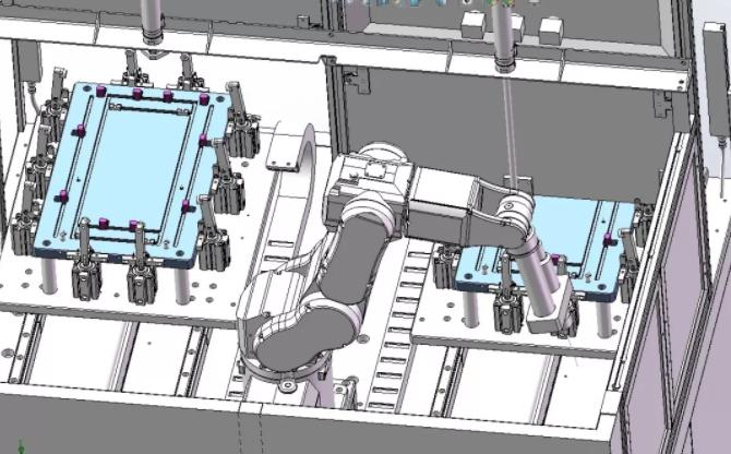 远程焊接系统