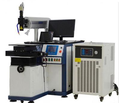 自动光纤连续激光焊接机