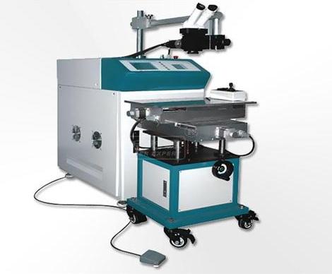 光纤激光焊接接机