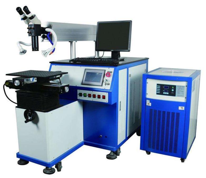 金属激光焊接机