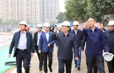黃庚倜帶隊調研市中醫院建設發展和中醫區域診療中心建設情況