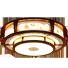 中式實木燈