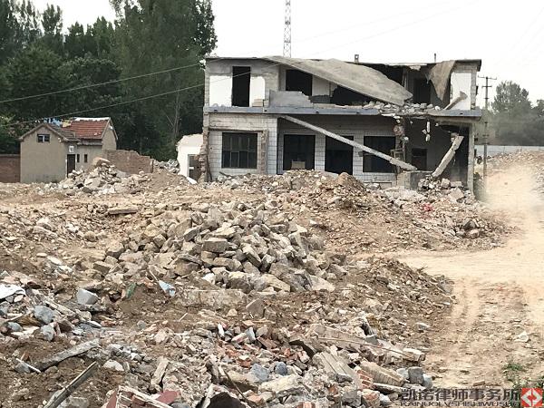 【收案公告】凯诺拆迁律师介入庆元县旧城改造一案