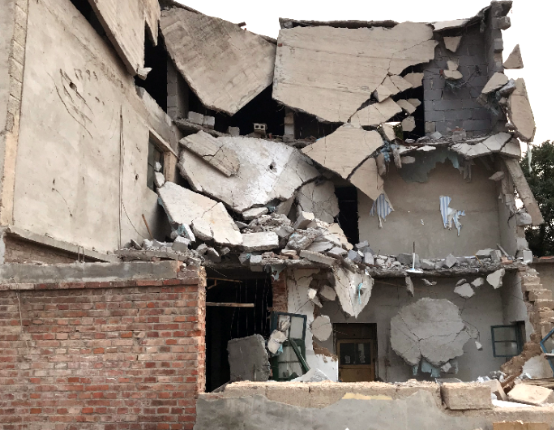 凯诺拆迁案例之:房屋被强拆还挨打,终审裁定获曙光