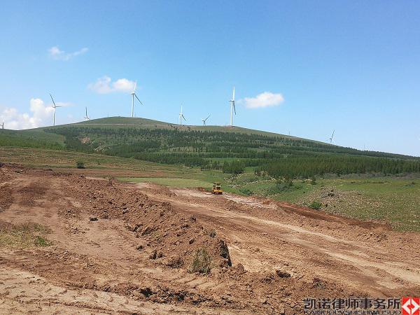 凯诺律师介入政府强征土地工作中 帮助20多户村民顺利拿到合理补偿款
