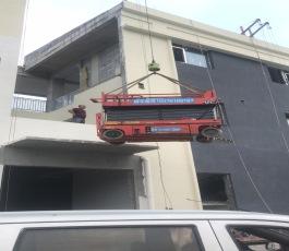 吊装升降平台
