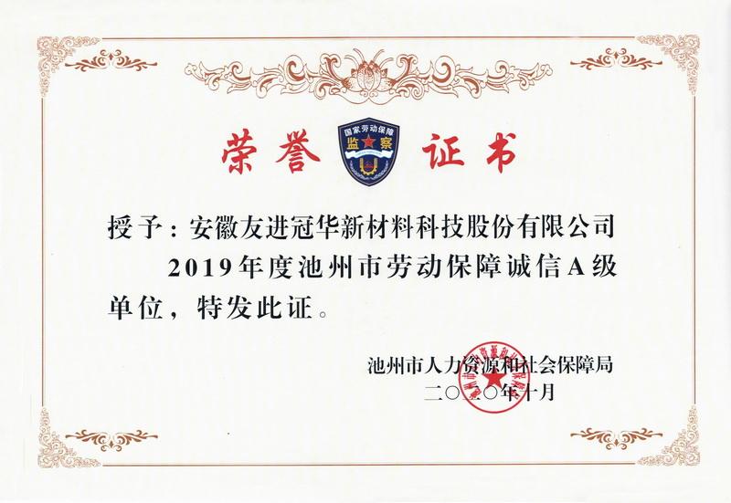 劳动保障诚信A级单位荣誉证书(800dpi).jpg