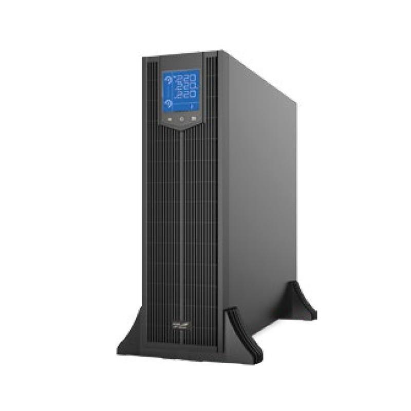 科华YTR-J系列单进单出 1-10KVA UPS不间断电源 长效机 可外接电池或电池包