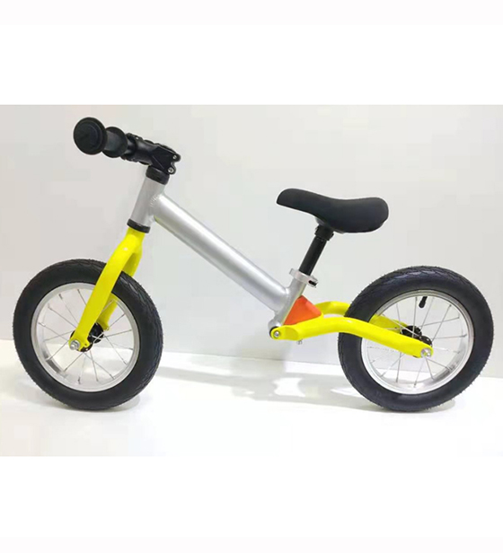 Civa aluminium alloy kids balance bike H02B-1211L air wheel