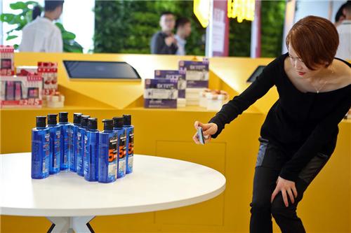 国际电商码上花与欧莱雅签订战略合作协议 国际大牌纷纷入驻场景