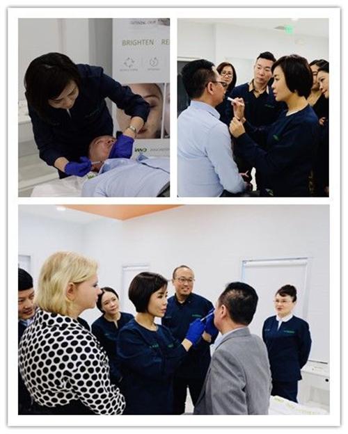 天津伊美尔张淑贤院长受聘为『伊美尔集团中胚层及注射专家学组』组委