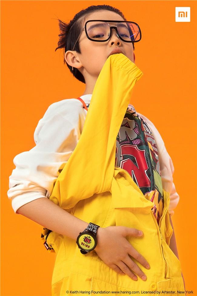 街头艺术助推科技风潮,小米手表Color Keith Haring 联名礼盒火热开售