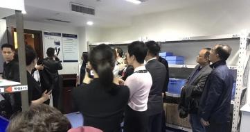 天津市烹饪协会会员单位代表到山东济南泉城大酒店参观学习
