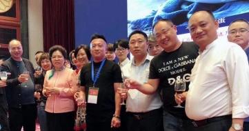 天津市烹饪协会携会员单位参加第20届中国美食节赣菜味道品鉴交流会