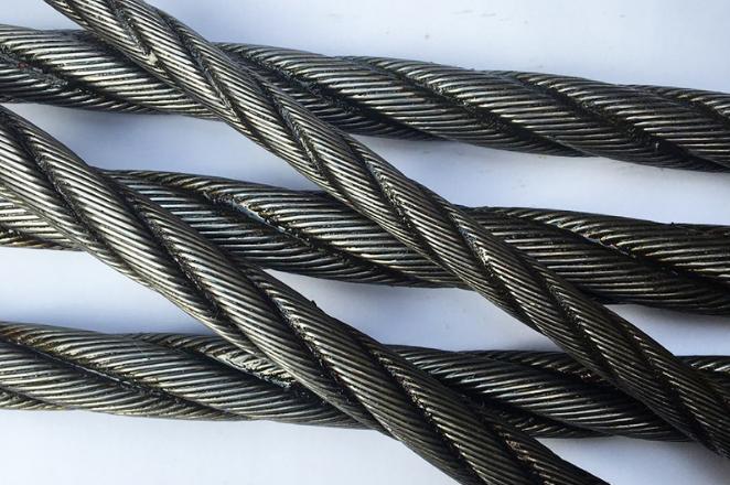 起重机专门钢丝绳