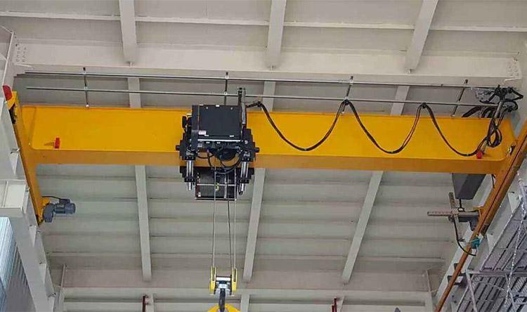 深圳单梁起重机安装