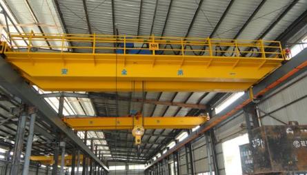 东莞桥式起重机的控制系统的重要作用
