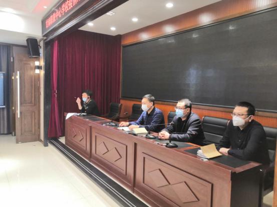 甘南职教中心学校疫情期间高三开学复课工作部署会议331.png