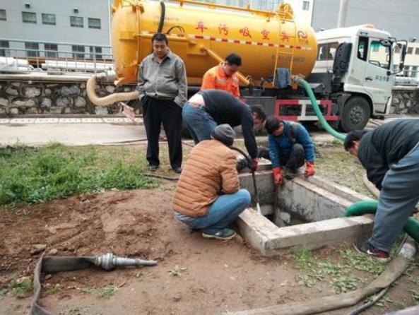 杭州管道清淤有哪些方法?