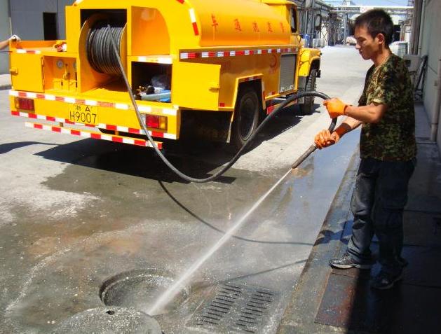 管道清淤施工流程