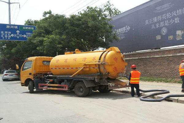 杭州污水管道清淤,杭州污水管道清淤注意事项