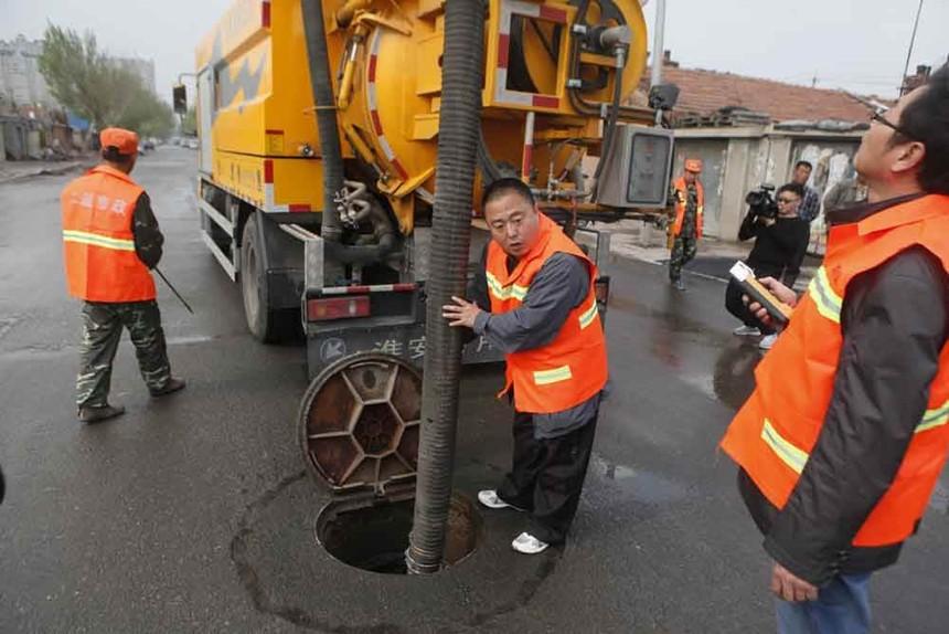 化粪池清掏施工流程,化粪池清掏施工方案