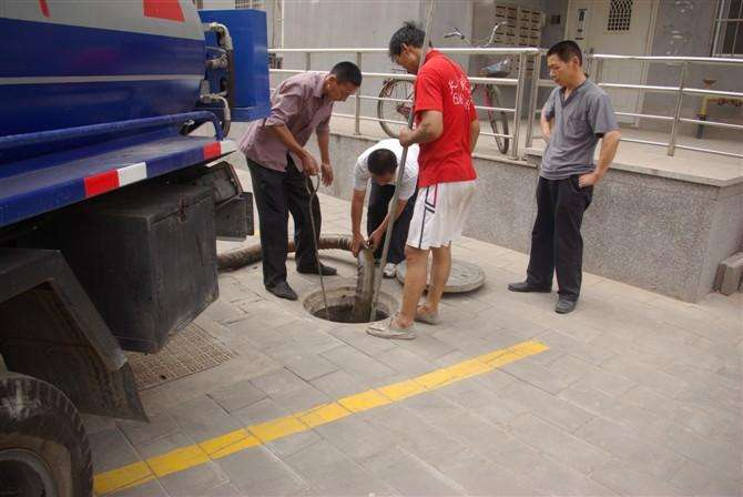 杭州化粪池清理