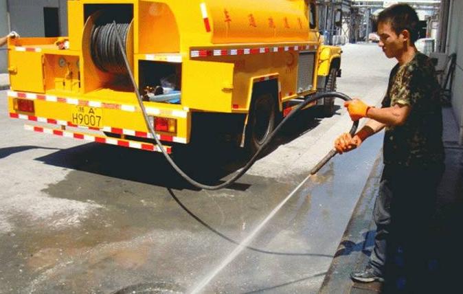 管道疏通清淤专家,管道疏通的详细流程