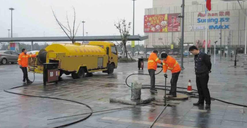 杭州管道疏通技术是一项非常强大的技术