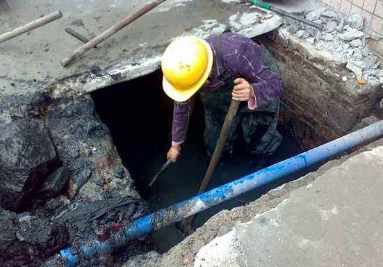 管道清淤的前期准备工作有哪些