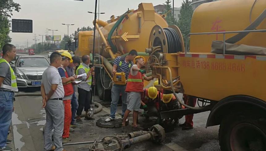 管道清淤的主要方法有哪些