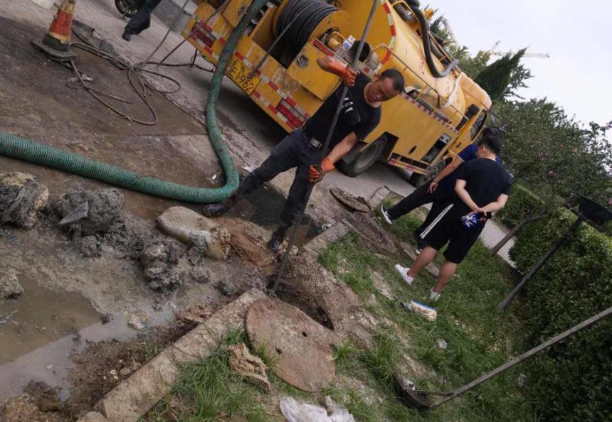 管道清淤施工需要哪些安全措施