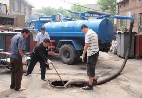 杭州管道清淤公司,杭州管道疏通