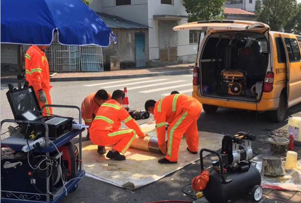 杭州管道CCTV检测