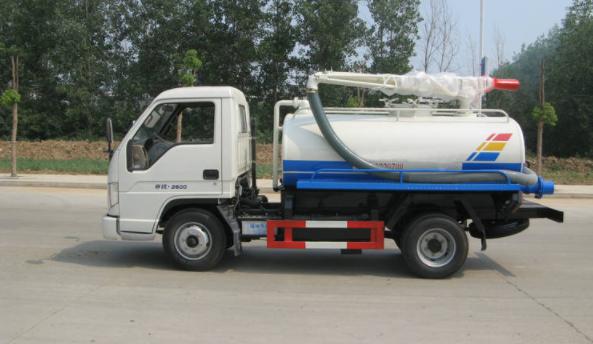 杭州化粪池清理公司吸粪车