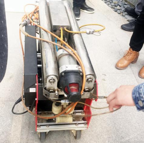 管道3D声纳探测仪