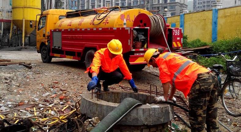 杭州雨水管道清淤
