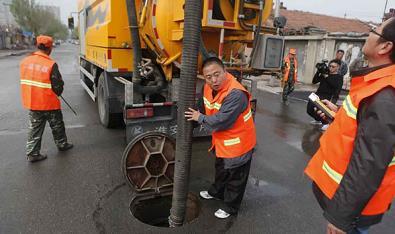 污水管道清淤