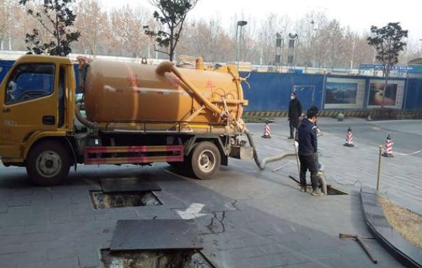 管道清理清淤步骤之清捞