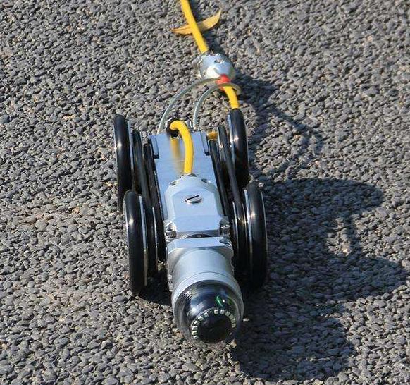 排水管道做CCTV检测技术概述